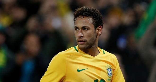 Neymar muon cung Brazil 'bao thu' Duc tai World Cup hinh anh 1