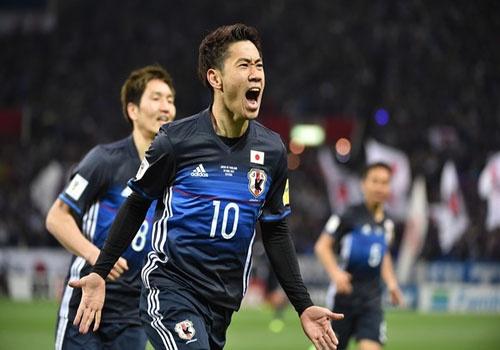 Colombia gap Nhat Ban: Cho bat ngo World Cup tu 'Samurai'? hinh anh
