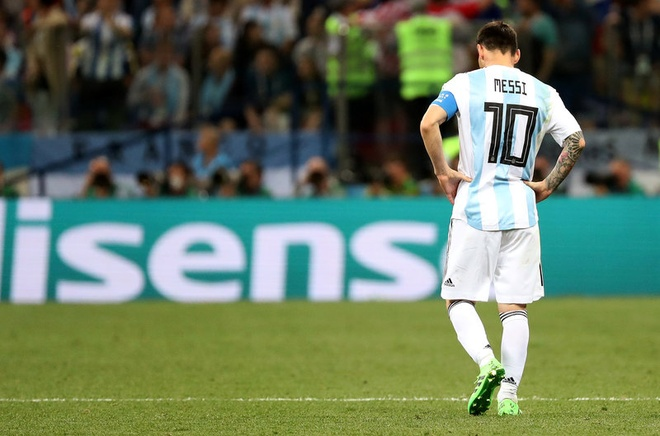 Argentina vs Nigeria,  Messi,  World Cup anh 3