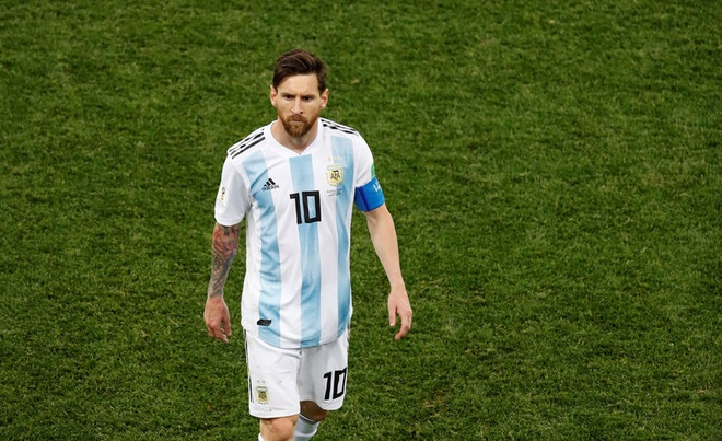 DT Argentina luy Messi den bao gio? hinh anh