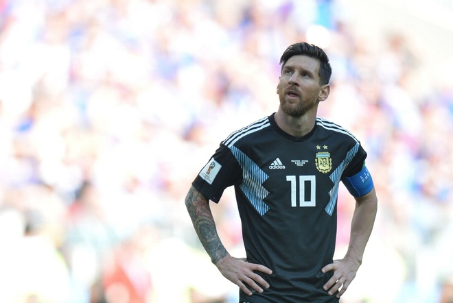 Argentina vs Nigeria,  Messi,  World Cup anh 4