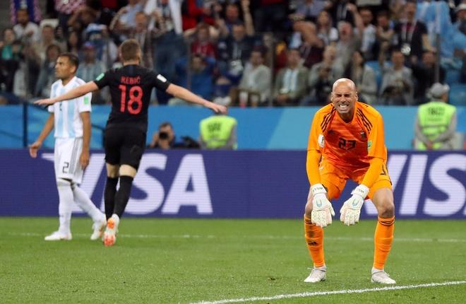 Argentina vs Nigeria,  Argentina,  Messi,  World Cup anh 3