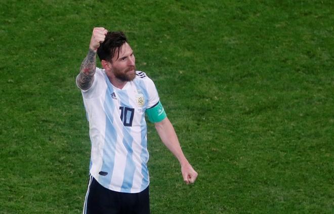 Thoat hiem ngoan muc, Argentina van mang nang au lo hinh anh 1