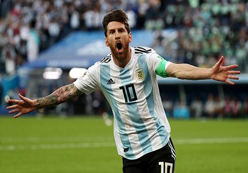 Thoat hiem ngoan muc, Argentina van mang nang au lo hinh anh