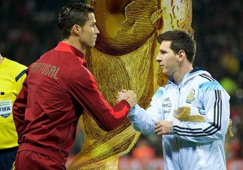 Ronaldo - Messi roi World Cup va cai ket buon cua hai huyen thoai hinh anh