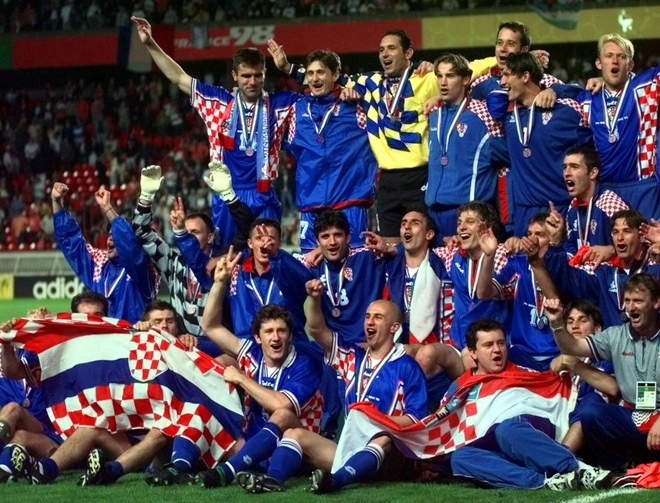 Croatia gap Dan Mach: Cho giay chung nhan 'ngua o' hinh anh 2