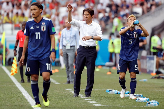 Bi gap Nhat Ban: 'Samurai xanh' tam biet World Cup? hinh anh 1