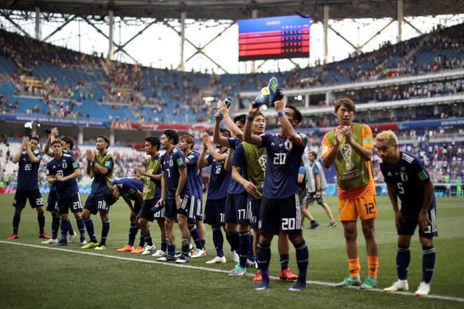 Bi gap Nhat Ban: 'Samurai xanh' tam biet World Cup? hinh anh 2