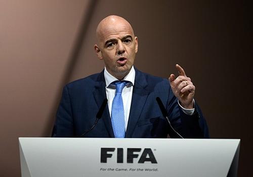 FIFA moi doi bong nhi ket trong hang o Thai Lan du chung ket World Cup hinh anh