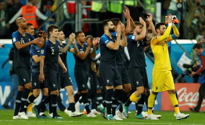 Phap vs Croatia: Xu luc lang lan thu hai len dinh World Cup? hinh anh 2