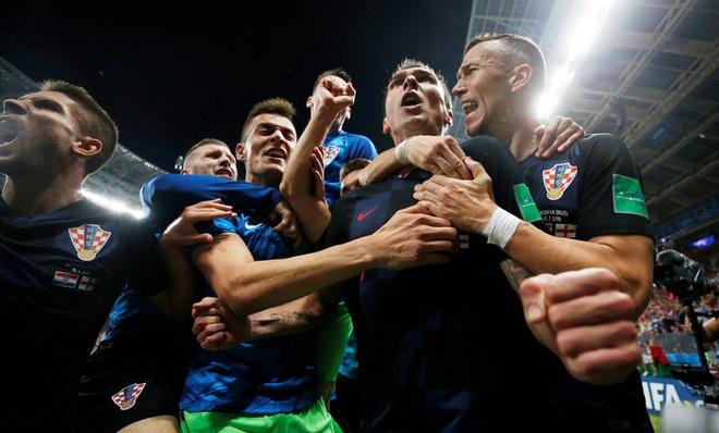 Phap vs Croatia: Xu luc lang lan thu hai len dinh World Cup? hinh anh 1