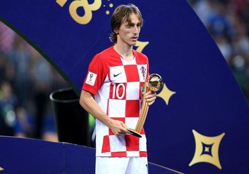 Luka Modric: Se khong co xa lim nao cho nguoi hung World Cup hinh anh