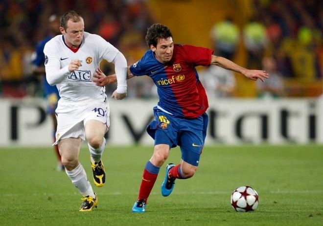 Wayne Rooney: 'Messi hay hon Ronaldo va la nguoi hay nhat lich su' hinh anh 1