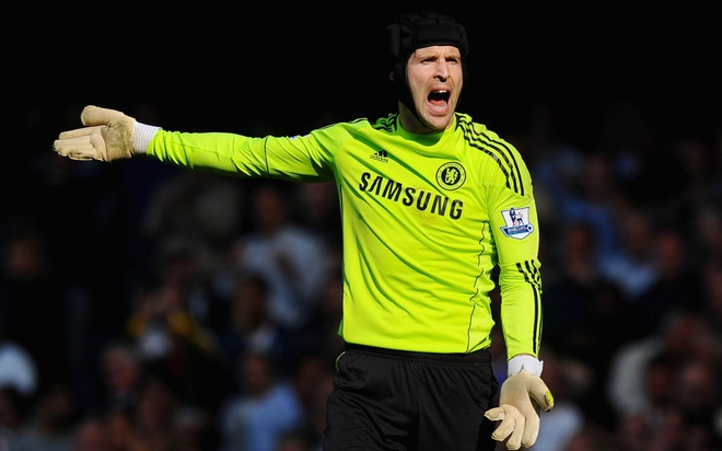 Petr Cech ve lai Chelsea, Thibaut Courtois toi Real Madrid? hinh anh 1
