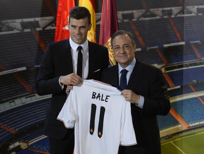 Ronald,  Gareth Bale,  Real Madrid anh 2
