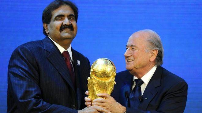 Anh se dang cai World Cup 2022 neu Qatar vi pham luat cua FIFA? hinh anh 1