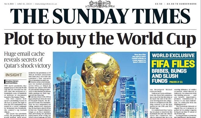 Anh se dang cai World Cup 2022 neu Qatar vi pham luat cua FIFA? hinh anh 2