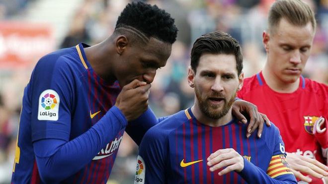 Ca cuoc sut phat voi Messi, hau ve Barca mat hang tram euro hinh anh