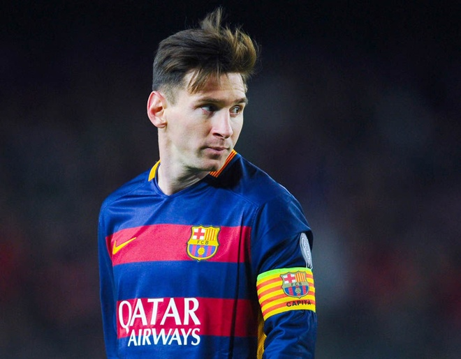 Barcelona vs Sevilla: Ngay Messi khong con Ronaldo hinh anh