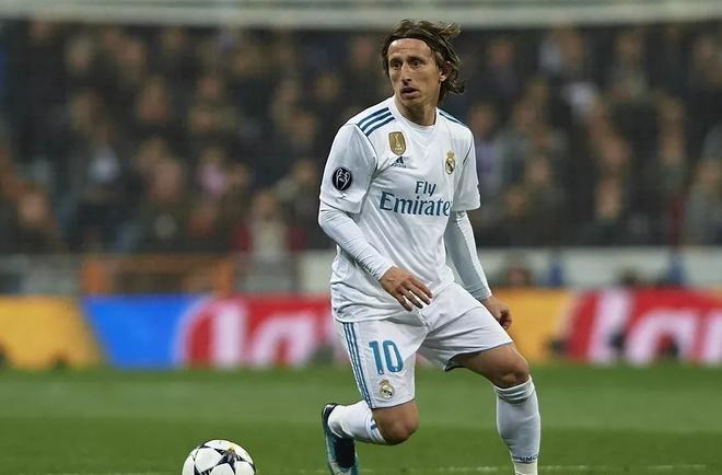 Real Madrid vs Atletico: Tran chia tay Luka Modric? hinh anh