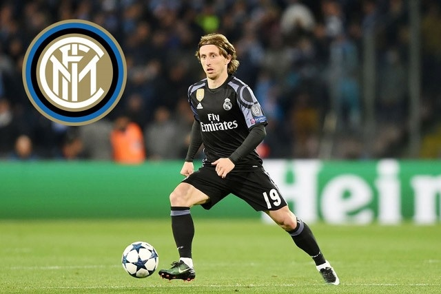 Inter Milan kien chu tich La Liga toi vu khong sau khi mua hut Modric hinh anh