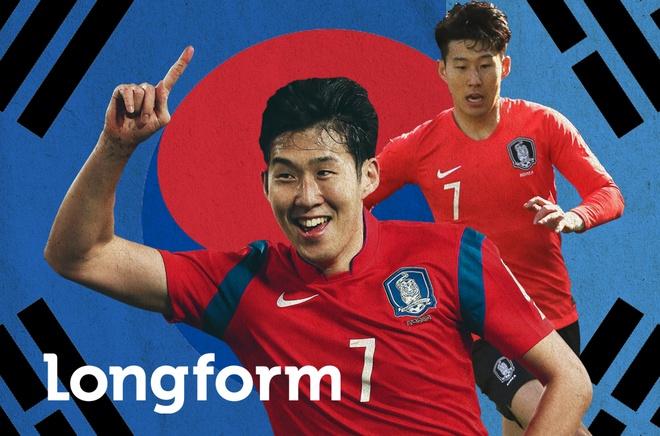 Son Heung-min: Ac mong nghia vu quan su va dinh menh Olympic Viet Nam hinh anh