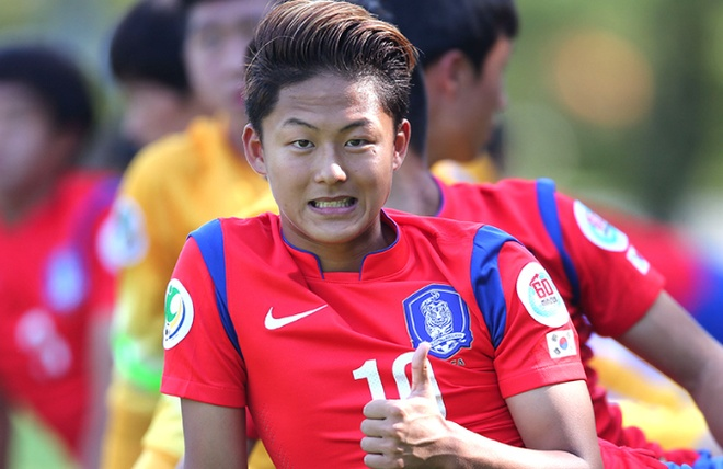 'Messi Han Quoc' ha guc Olympic VN va loi khang dinh voi the gioi hinh anh