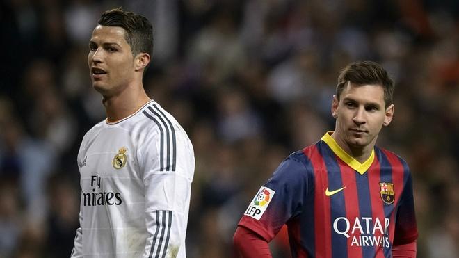 Messi: 'Ronaldo roi di khien Real Madrid suy yeu' hinh anh