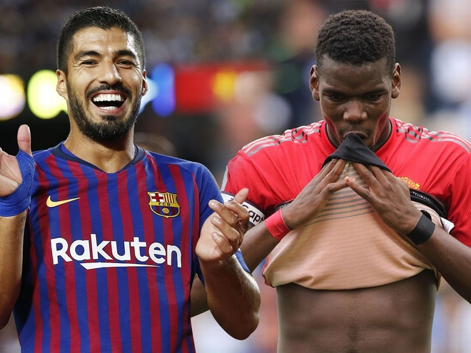 Suarez du Pogba roi MU de gia nhap Barca hinh anh