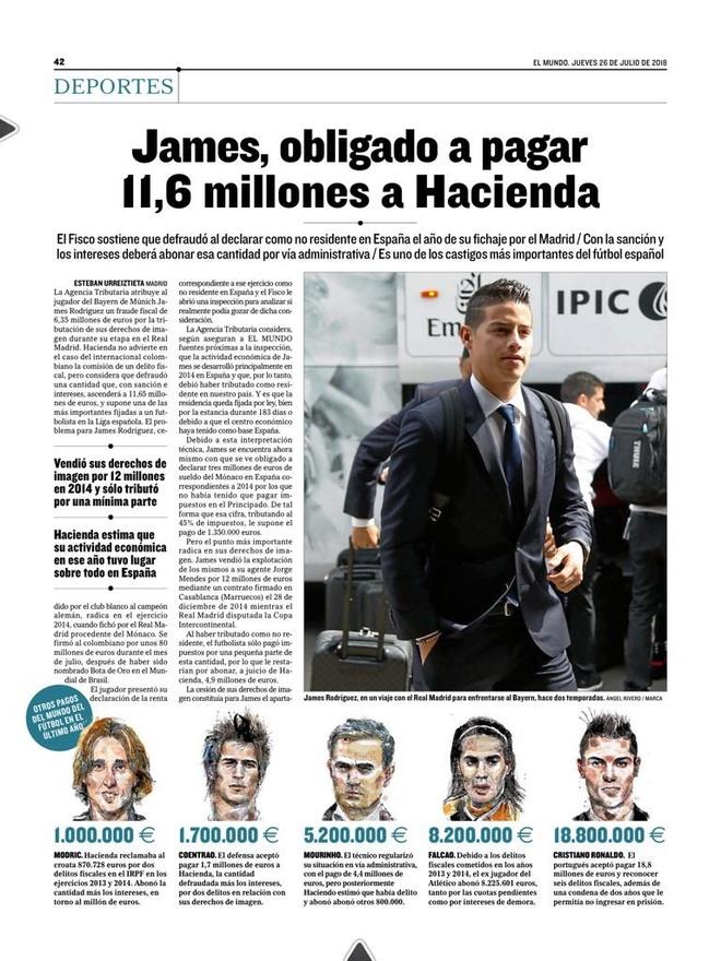 Mourinho tron thue: Khi Tay Ban Nha tro thanh 'dat du' voi ngoi sao hinh anh 1