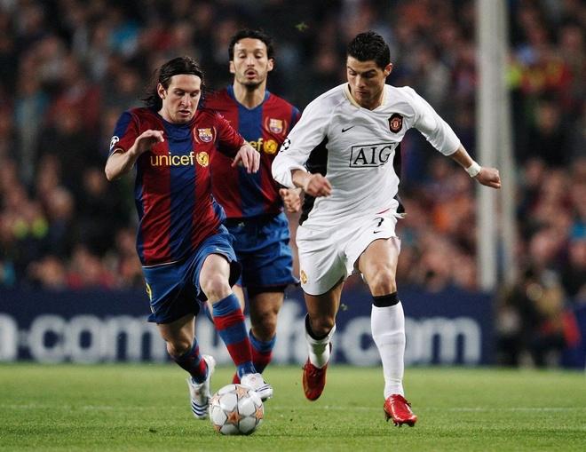 Ronaldo: 'Messi khong the nao dep trai bang toi' hinh anh 1