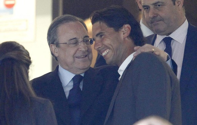 Florentino Perez muon Nadal lam chu tich Real Madrid hinh anh