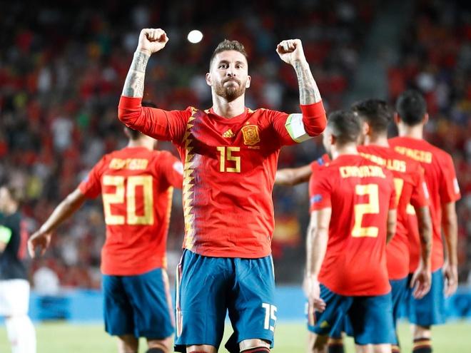 Tay Ban Nha dai thang Croatia 6-0: HLV Enrique va cuong phong do hinh anh