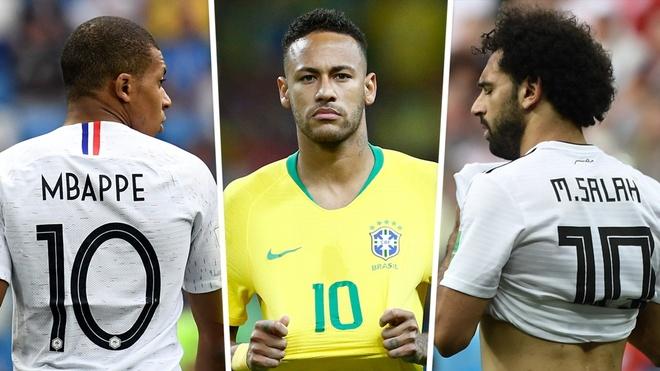 Liverpool vs PSG: Salah, Neymar, Mbappe va cuoc dau ke thua ngai vang hinh anh