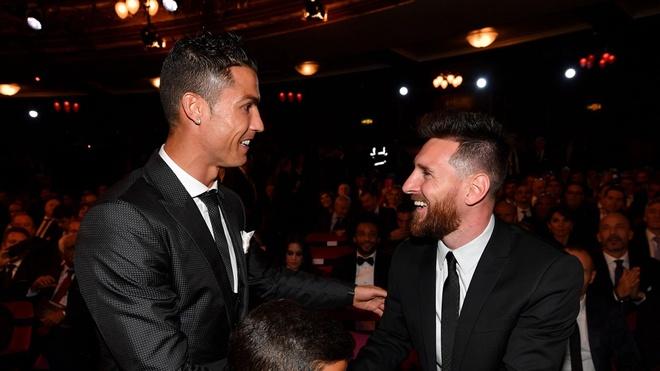 Modric,  Ronaldo,  Messi anh 2