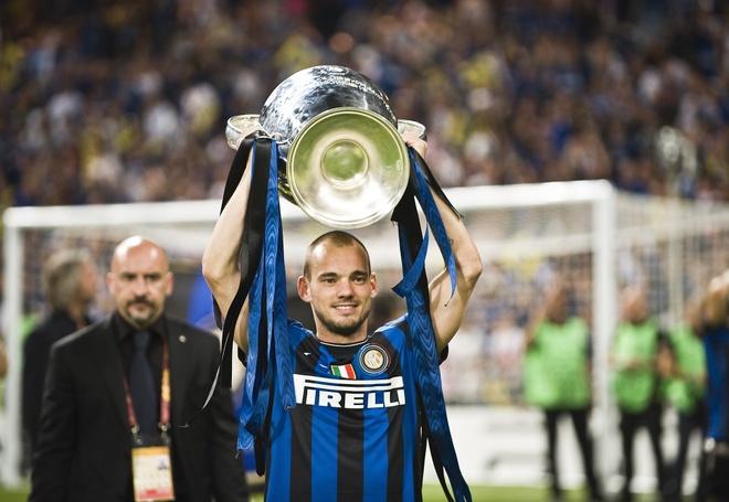Vinh quang cho Modric, nhung co ai nho Sneijder? hinh anh
