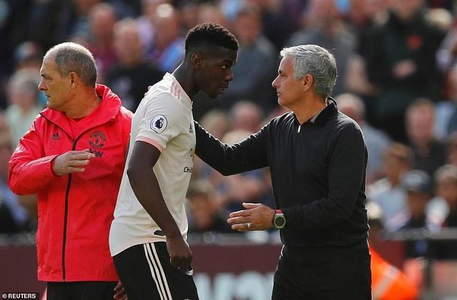MU thua West Ham 1-3: Sau lung Mourinho la vuc tham hinh anh 3