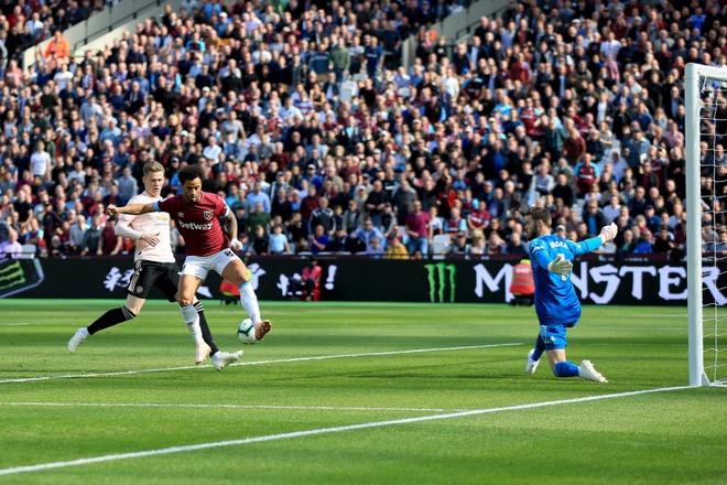 MU thua West Ham 1-3: Sau lung Mourinho la vuc tham hinh anh 2