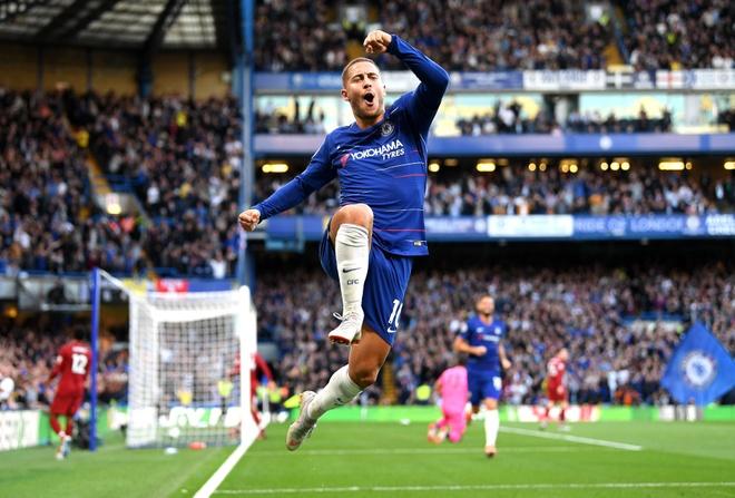 Chelsea hoa Liverpool 1-1: Sarri va cu dam khien Klopp tinh ngo hinh anh