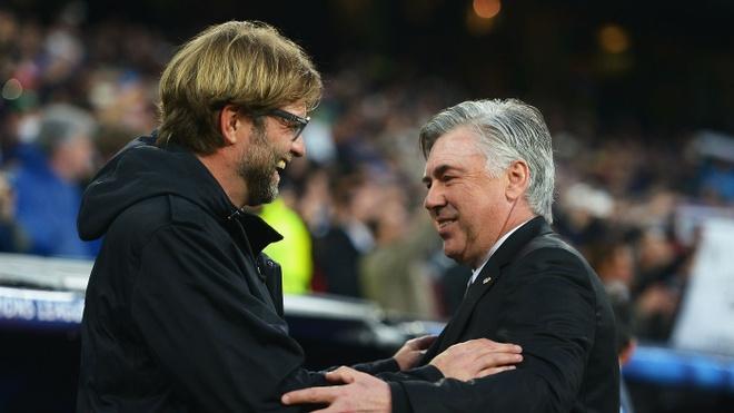 Liverpool thua Napoli 0-1: Klopp chi la ga hoc viec so voi Ancelotti hinh anh