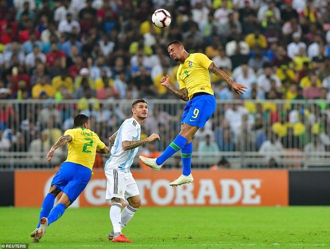 Brazil thang Argentina 1-0: Neymar va chien thang xau xi hinh anh 2