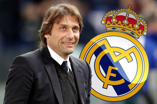 Real Madrid lien lac voi Conte de thay the Lopetegui hinh anh