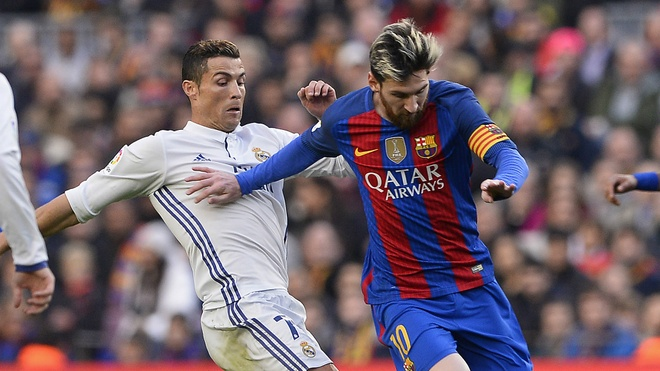 Khong Ronaldo - Messi, El Clasico con lai gi? hinh anh