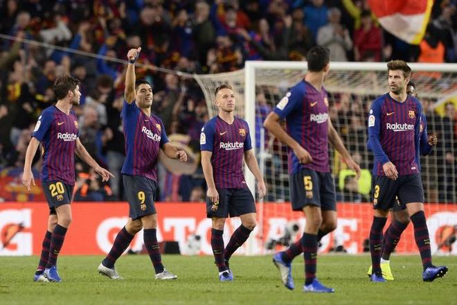 Song tot du thieu Messi, Barca se tro lai ngoi vua chau Au? hinh anh