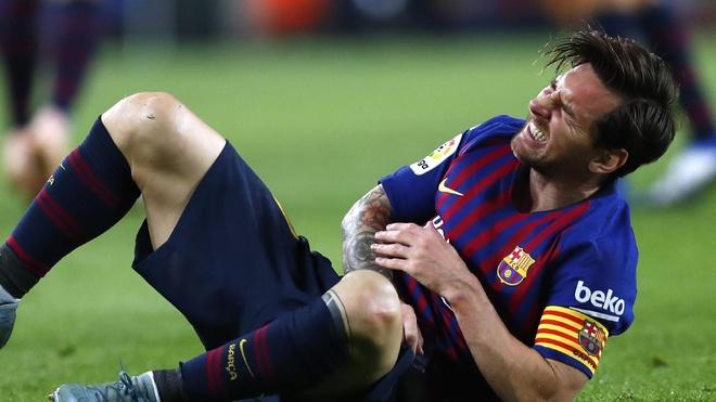 Song tot du thieu Messi, Barca se tro lai ngoi vua chau Au? hinh anh 1