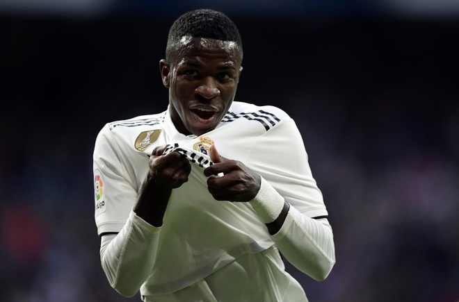 Vincius Junior se la bau vat moi cua Real Madrid? hinh anh