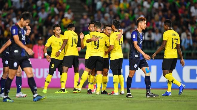 Thang Campuchia 1-0, Malaysia khoi dau thuan loi tai bang A AFF Cup hinh anh