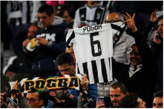 Pogba co the tro lai Juventus lam dong doi voi Ronaldo hinh anh 2