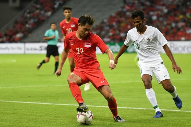 Thang Indonesia 1-0, Singapore tao bat ngo dau tien cua AFF Cup 2018 hinh anh