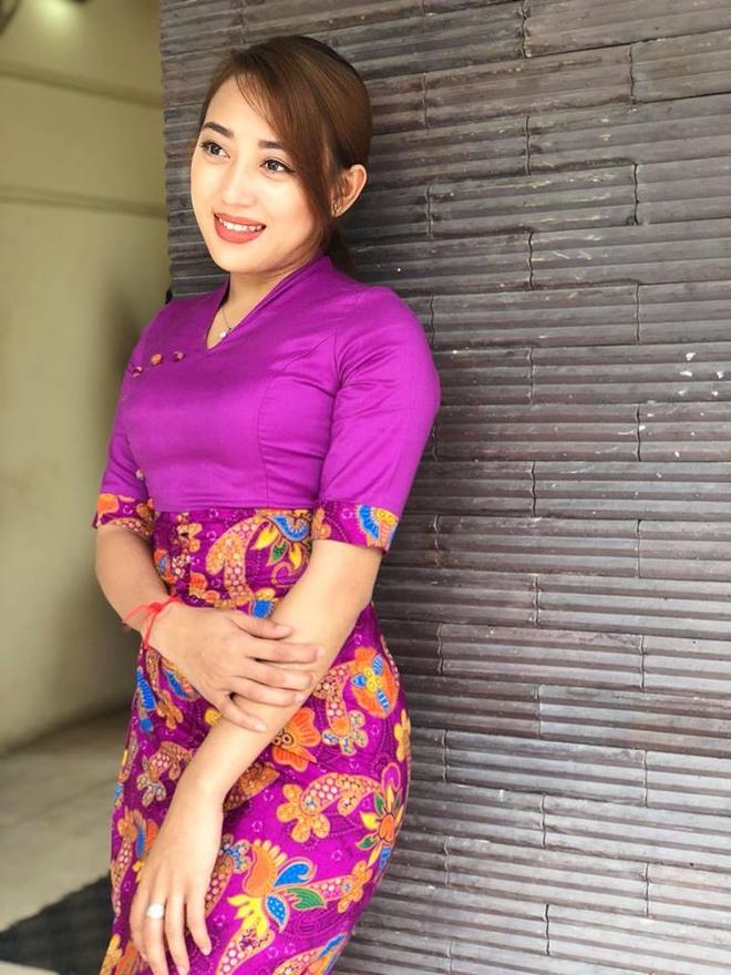 Nhan sac cua ban gai sao Myanmar doi dau tuyen Viet Nam hinh anh 6
